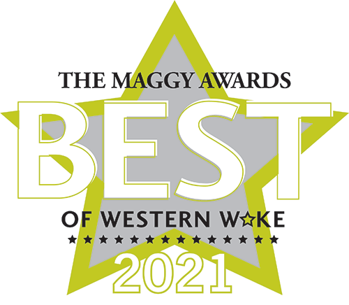 Cary Magazine's 2021 Maggy Award Winner Best Pizzeria